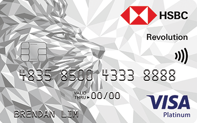 HSBC Revolution Credit Card
