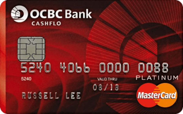 OCBC Cashflo Credit Card