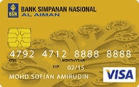 BSN Gold Credit Card-i
