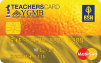 BSN 1 TeachersCard MasterCard
