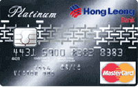 Hong Leong Platinum Card