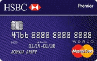 HSBC Premier World MasterCard