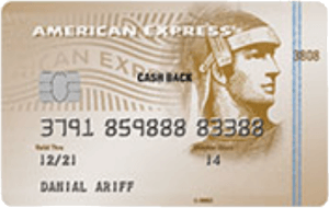 Maybank American Express Cashback Gold Credit Card