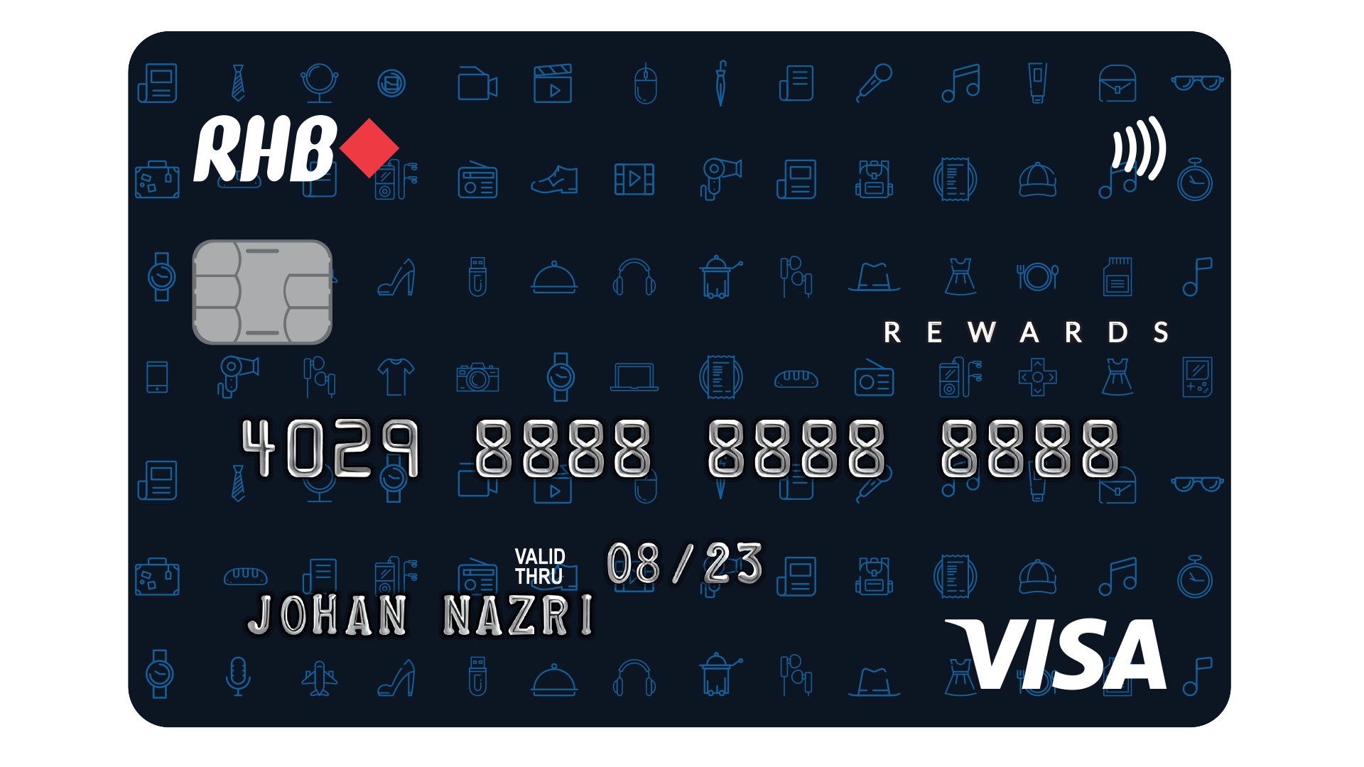 RHB Rewards Credit Card