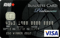 RHB Platinum Business Card