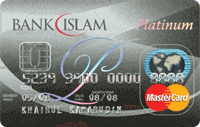 Bank Islam Platinum Card-i