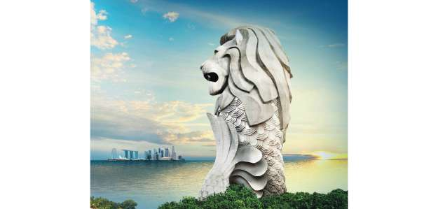 Sentosa Merlion get 10% off Merlion Tickets (online only)