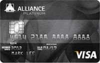 Alliance Bank Platinum Card