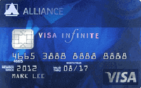 Alliance Bank Visa Infinite