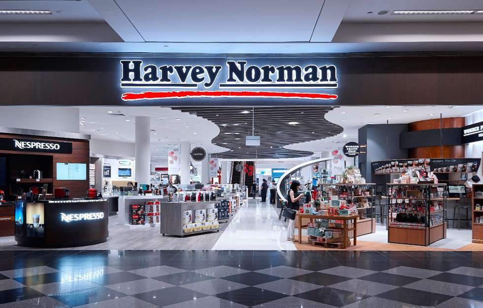 Receive 5 Membership Rewards points for every S$1.60 spent at Harvey Norman on every Monday, Tuesday and Wednesday.