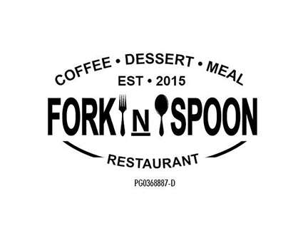 10% OFF Ala Carte Food at Fork n Spoon