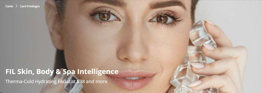 Therma-Cold Hydrating Facial at $38 from FIL Skin, Body & Spa Intelligence