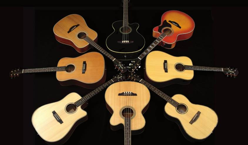 Enjoy 20% OFF* Takamine Guitars and Ukuleles at Guitar Collection