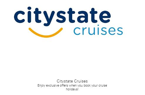 Enjoy exclusive offers when you book your cruise holidays! with Citystate Cruises