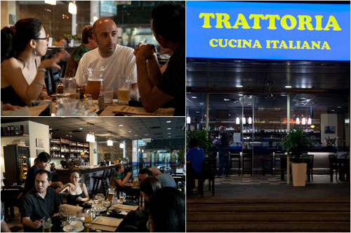15% OFF a la carte pastas and pizzas at Tattoria