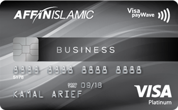 AFFIN ISLAMIC Visa Business Platinum