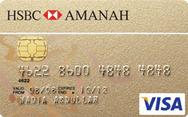 HSBC Amanah MPower Visa Credit Card-i