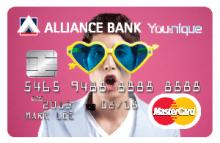 Alliance Bank You:nique Card - Rebates