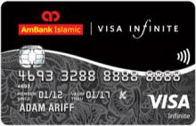 AmBank Islamic Visa Infinite Card-i