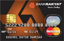 Bank Rakyat Classic Credit Card
