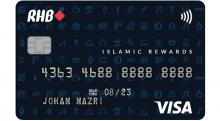 RHB Islamic Rewards Motion Code Credit Card-i