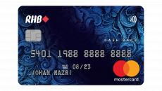 RHB Cash Back Credit Card