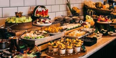 1 dines free with every 2 paying adults for Anchan Thai buffet dinner, Pan Pacific Hotel