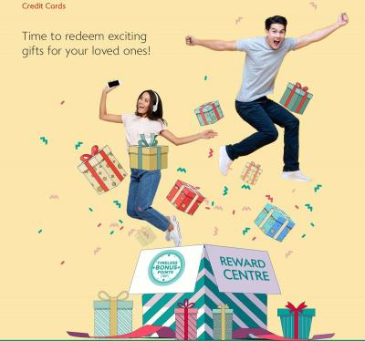All-New Timeless Bonus Points Gift Redemption Catalogue