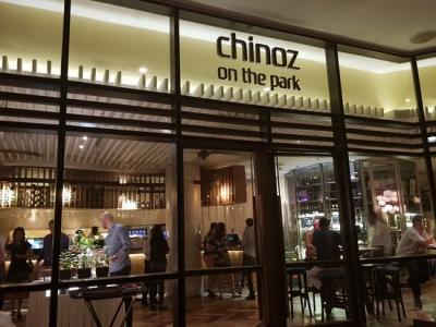 Get a complimentary Tiramisu dessert with a minimum spend of RM50 at Chinoz on the Park