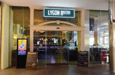 Get a complimentary mushroom soup with a minimum spend RM30 & above at Lygon Bistro
