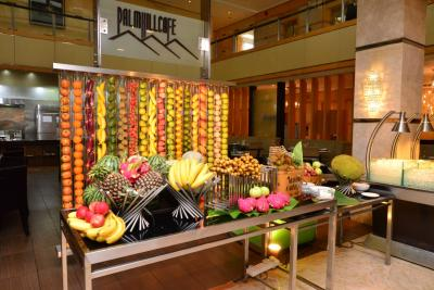 25% OFF total food bill at Palm Hill Cafe, The Pulse Grande Hotel Putrajaya
